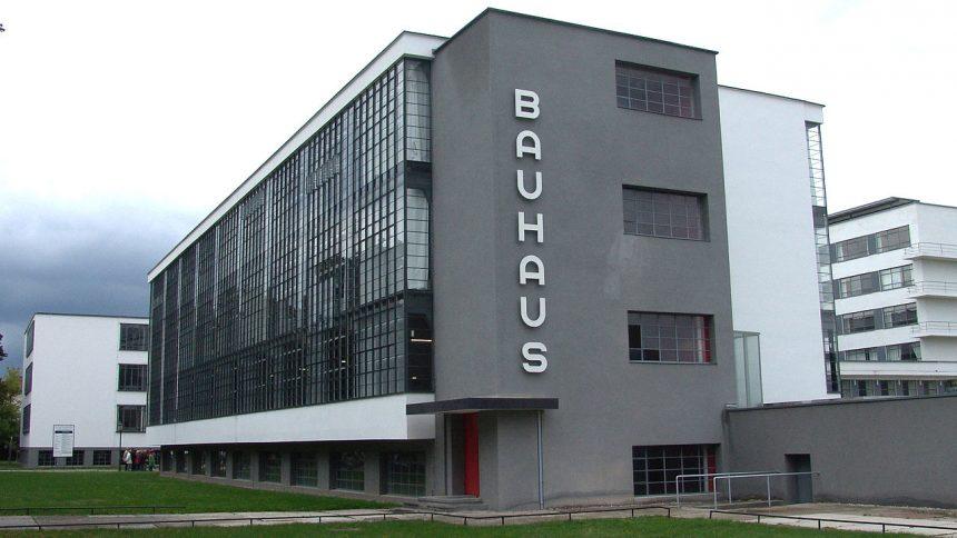 Das Bauhaus Weimar Goethe Gymnasium Berlin Wilmersdorf