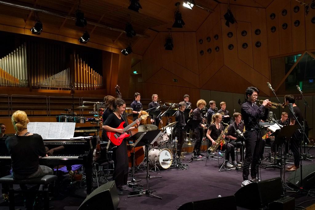 United Big Band bei Jugend Jazzt