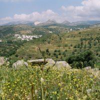 Wanderung auf Naxos