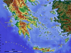 Griechenlandroute 2008