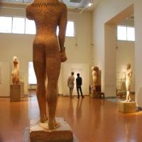 Kouroi im Athener Nationalmuseum