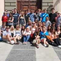 Latein-LKs 2011 in Castel Gandolfo