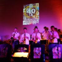 Zugabe der United Big Band